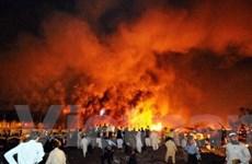 Pakistan: Đánh bom làm 20 binh sĩ thiệt mạng