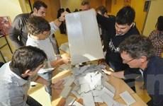 Bầu cử EP: Các đảng trung hữu giành thắng lợi