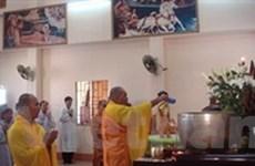 Tăng ni, Phật tử Thủ đô đón Đại lễ Phật đản