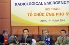 Việt Nam cần chủ động ứng phó sự cố bức xạ