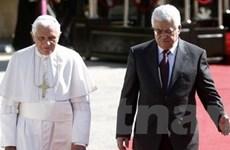 Giáo hoàng ủng hộ Nhà nước Palestine độc lập