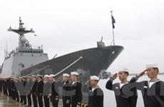 Hàn Quốc lần đầu chống cướp biển tại Vịnh Aden