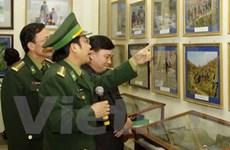 Triển lãm về phân giới cắm mốc Việt-Trung