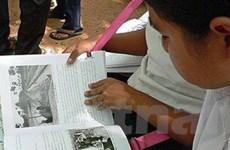Sách giáo khoa đầu tiên về chế độ Khmer Đỏ