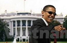Ông Obama đắc cử tổng thống Mỹ