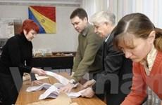 Kết quả kiểm lại phiếu bầu Quốc hội Moldova