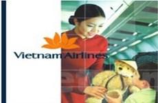 Vietnam Airlines dùng hệ thống phục vụ hiện đại