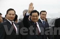Trung Quốc-Pakistan tăng cường quan hệ