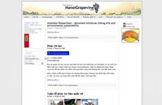Đan Mạch tài trợ website văn hóa tại Việt Nam