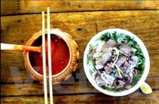 Giới thiệu 10 món ăn Việt đặc sắc tại Jakarta
