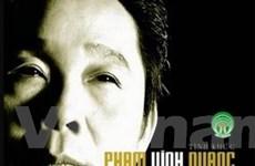 Đại tá quân y Phạm Vinh Quang ra mắt CD