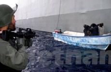 G-8 hợp tác chống khủng bố, cướp biển