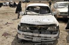 Hàng chục cảnh sát Afghanistan chết và bị thương