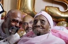 Obama gửi thư chúc mừng cụ bà 115 tuổi