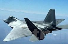 Máy bay công nghệ cao F-22 của Mỹ tới Nhật