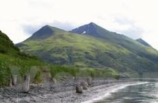 Động đất làm rung chuyển bang Alaska của Mỹ