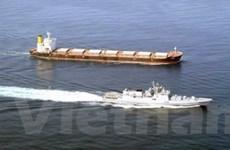 Tàu chở lương thực Hong Kong bị bắt ở Yemen