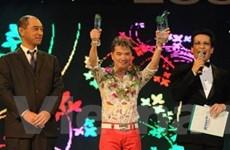 Mr Đàm giành giải ca sĩ của năm