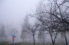 Kiên Giang có sương mù bất thường giữa mùa nóng