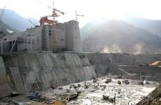 Khắc phục sự cố nứt đập thủy điện Sơn La