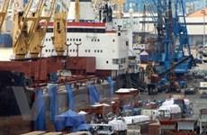 Hàng hóa tiếp tục ứ đọng tại cảng Sài Gòn
