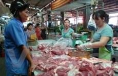 Người dân vẫn thờ ơ với dịch cúm lợn