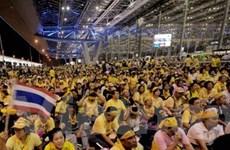 Ban bố tình trạng khẩn cấp tại 2 sân bay Bangkok