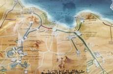Libya: 33 tỷ USD thực hiện dự án sông ngòi nhân tạo