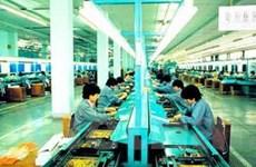 Sản xuất công nghiệp cả nước tăng 6,8%