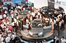 Nhiều hãng lớn góp mặt tại Vietnam AutoExpo
