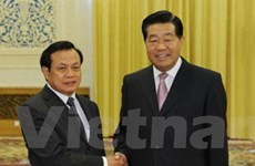 Quan hệ hợp tác Trung-Việt không ngừng tăng cường