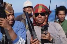 Mỹ đề nghị chống cướp biển trên cả đất liền