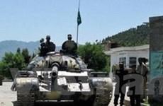 Pakistan: Quân chính phủ giao tranh với Taliban