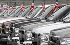 """Công nghiệp ôtô Mỹ """"ngàn cân treo sợi tóc"""""""