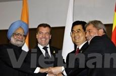 Hội nghị thượng đỉnh đầu tiên của nhóm BRIC