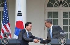 Mỹ, Hàn theo đuổi phi hạt nhân hóa Triều Tiên