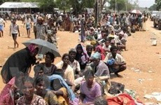 Sri Lanka từ chối lực lượng cứu trợ Liên hợp quốc
