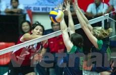 Hà Nội sẽ tổ chức giải bóng chuyền nữ châu Á
