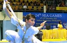 Hơn 1.370 VĐV dự đại hội võ thuật châu Á
