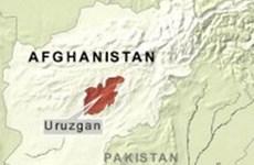Afghanistan: 19 cảnh sát thiệt mạng trong vụ đánh bom