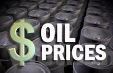 Giá dầu thế giới chỉ còn ở mức 35 USD/thùng