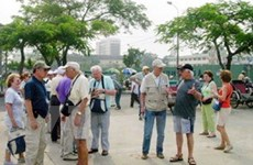 Du lịch Tết tại Hà Nội: Vắng khách quốc tế