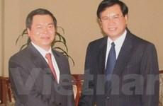 Lào tạo điều kiện thuận lợi cho DN Việt Nam