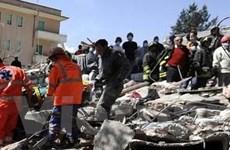 Italy: Nạn nhân động đất lên hơn 200 người