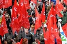 Hàng chục nghìn người biểu tình tại Đức và Anh