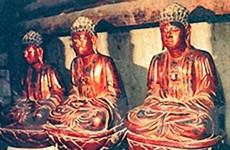 Ba pho tượng đá có giá trị cao về điêu khắc