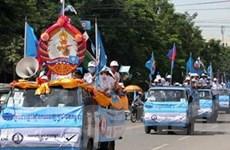 Campuchia: CPP thắng cử hội đồng các cấp