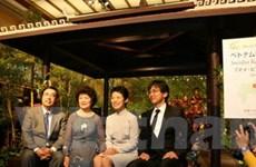 Việt Nam dự hội chợ nghề làm vườn ở Nhật