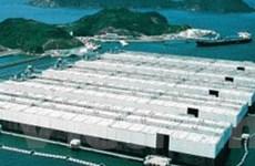 Hạ thủy kho sơ chế dầu lớn nhất tại Hải Phòng