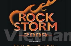 Mobifone Rock Storm 2009 tại 10 tỉnh, thành